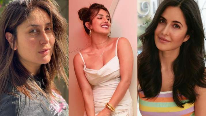 Priyanka Chopra's Birthday: Kareena Kapoor Khan Katrina Kaif Bollywood celebrities love shower on global star