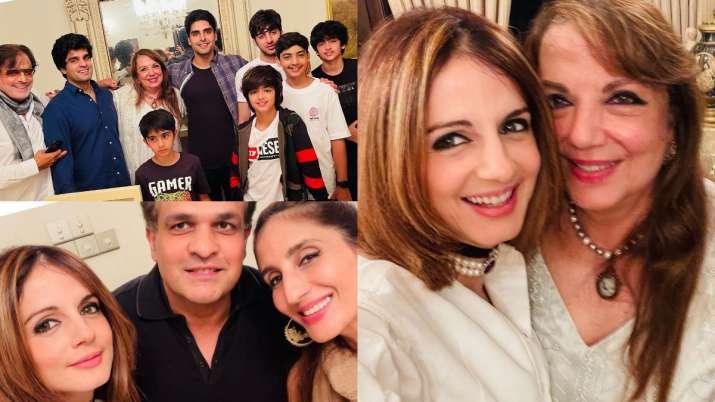 Sussanne Khan pens heartfelt note for mom Zarine on her birthday; Neetu Kapoor, Shilpa Shetty react