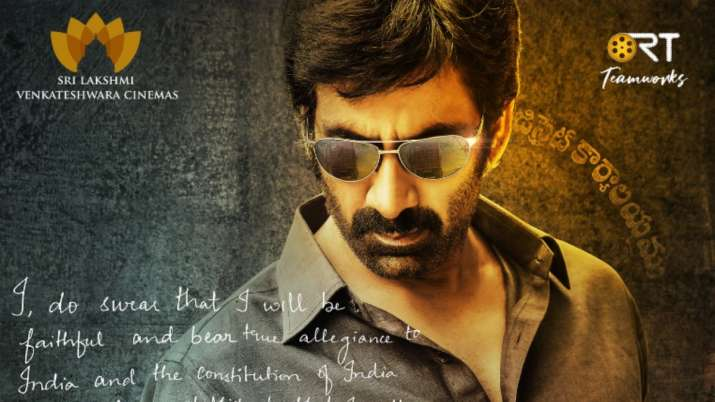 Ramarao On Duty Twitter reactions: Ravi Teja stuns fans with his first look