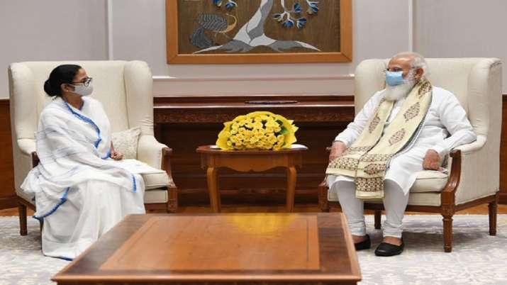 Mamata meets PM Modi: More vaccine for state, Bengal name