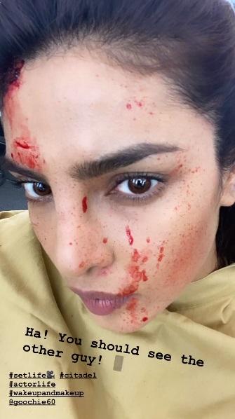 India Tv - Priyanka Chopra walks down London street like a queen in new Instagram pictures