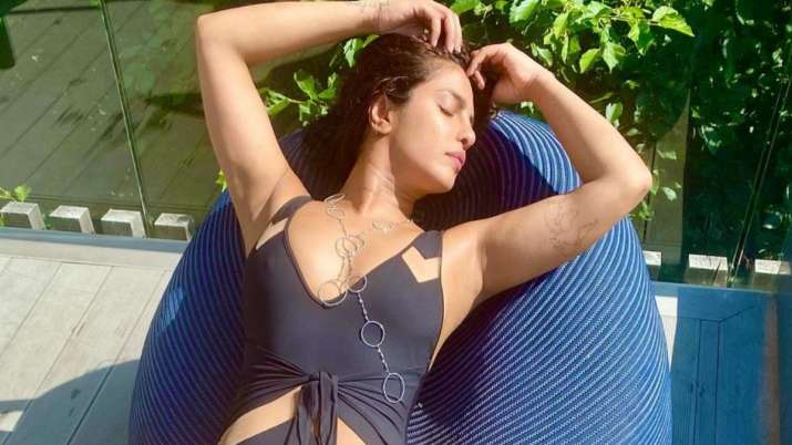 Priyanka Chopra kicks off her birthday weekend by bathing in the sun
