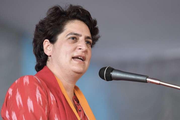 priyanka gandhi open to form alliance up elections