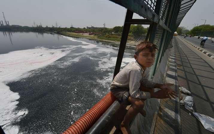 yamuna river water level