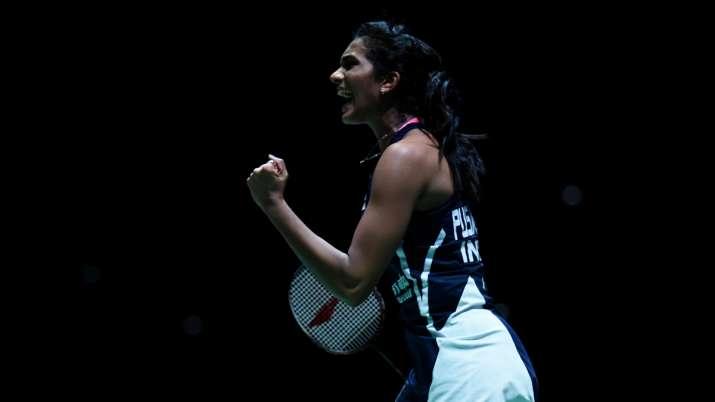 Badminton ace PV Sindhu