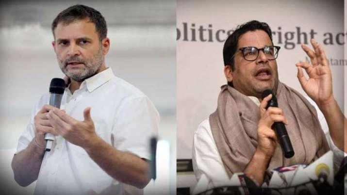 Rahul Gandhi had last joined hands with Prashant Kishor in