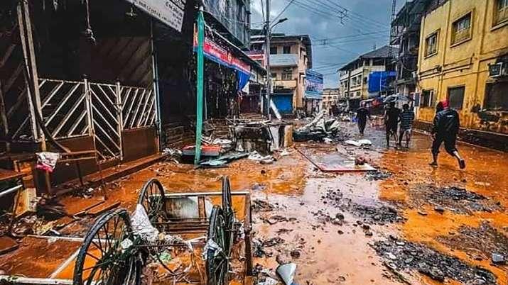 India Tv - Maharashtra floods, Maharashtra rains, Raigad