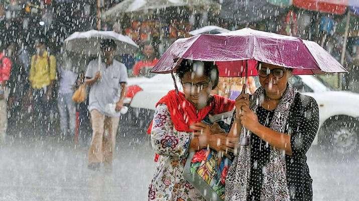 heavy rain warning, jammu and kashmir, flash flood, weather forecast, met department, monsoon update