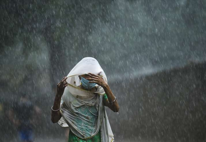 rains predicted by IMD North India