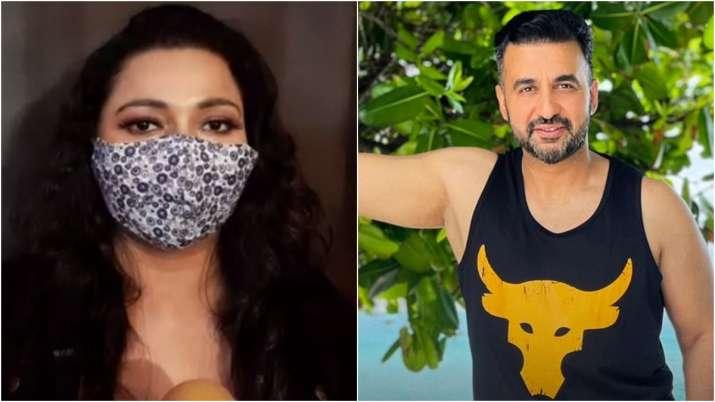 Sagarika Shona Suman reveals she's getting threat calls after accusing Raj Kundra of demanding nude