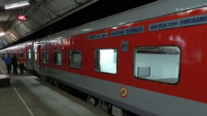 Rajdhani express connecting Delhi to Mumbai gets Tejas