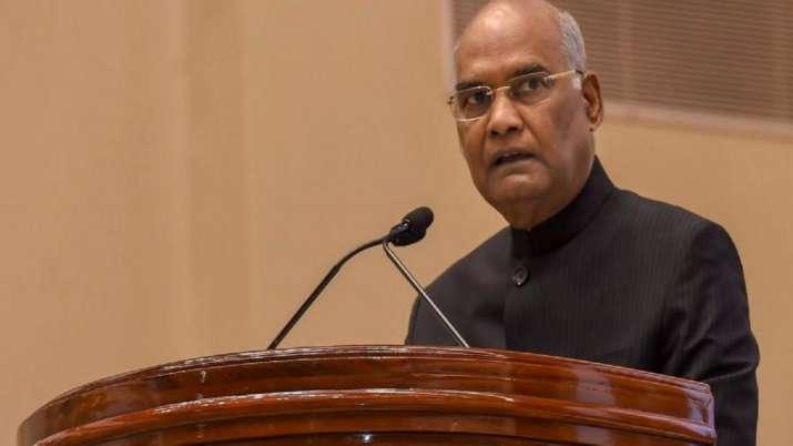 President of India, Ramnath Kovind