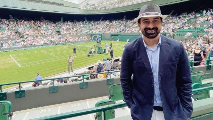 Wimbledon 2021: 'Roadies' fame Rannvijay Singha enjoys tennis match between Daniil Medvedev, Carlos