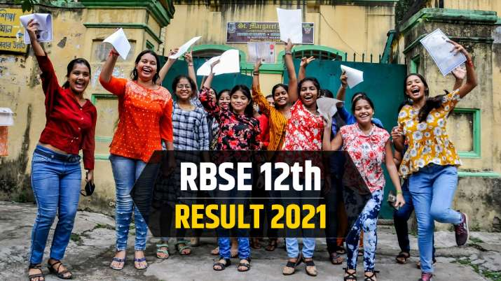 RBSE Class 12 result 2021