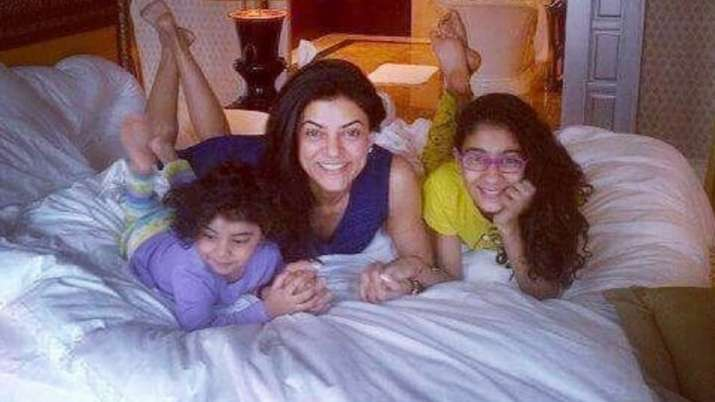 Sushmita Sen's daughter Renee has only ONE thing to say to people who ask about her 'real mother'