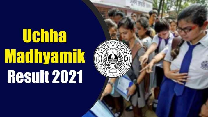 Uchha Madhyamik result 2021