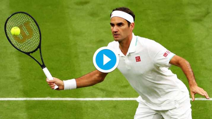 Federer vs Sonego Live Streaming, Wimbledon 2021: Find full details on when and where to watch Roger