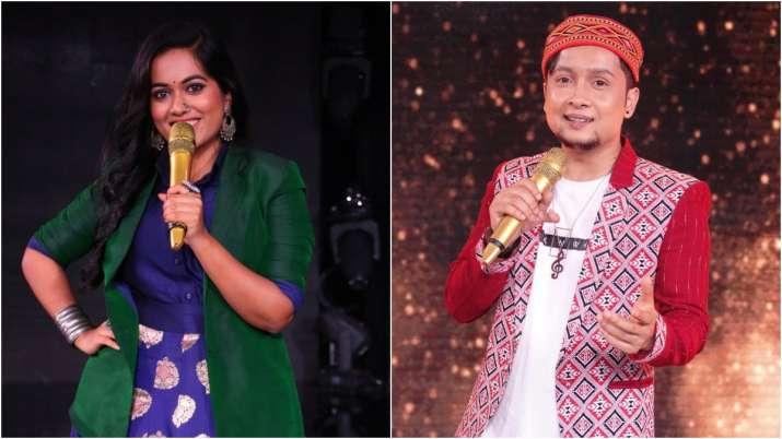 Sayli Kamble, Pawandeep Rajan