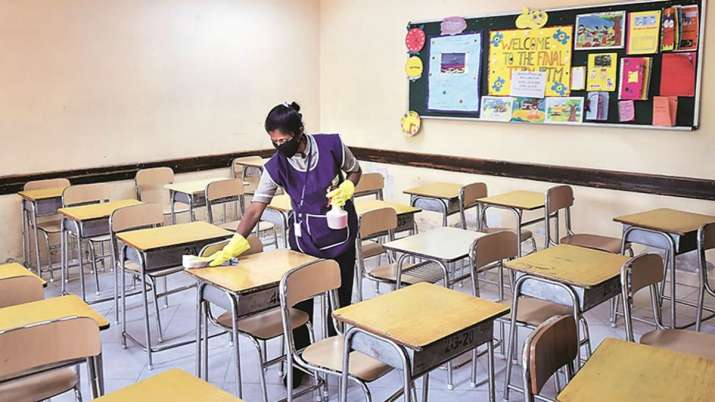 Haryana schools reopen from July 16 classes 9 to 12, classes 6 to 8 from July 23   Education News – India TV