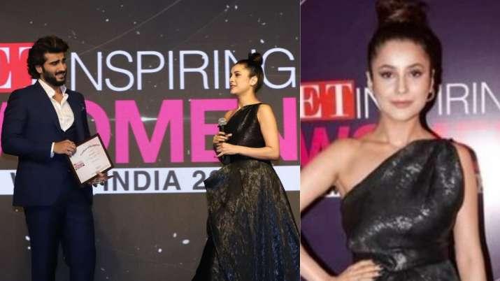 Shehnaaz Gill wins Promising Fresh Face Award
