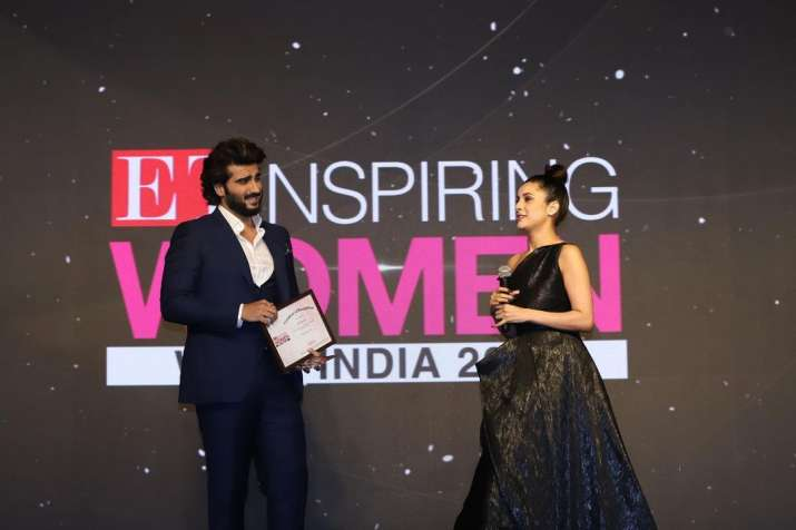 India Tv - Shehnaaz Gill shares gorgeous pictures with Arjun Kapoor