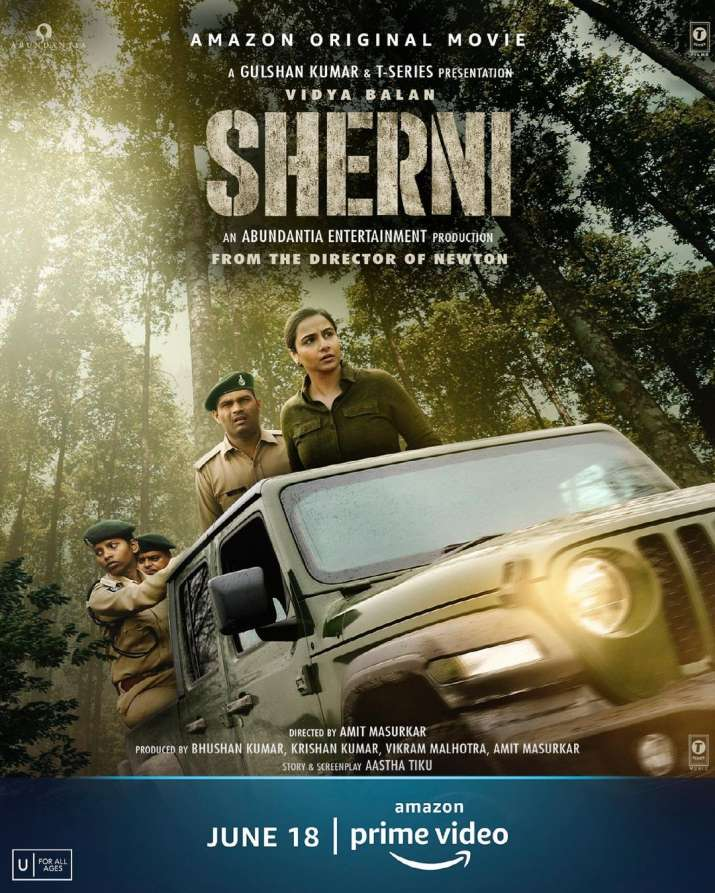 India Tv - Sherni to Tumbbad, Bollywood films that have shown us the many undiscovered shades of India