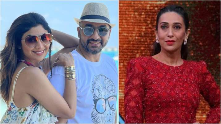 Karisma Kapoor to replace Shilpa Shetty as judge in Super Dancer porn case arrested by Raj Kundra