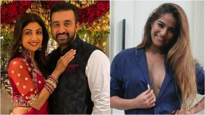 Shilpa Shetty, Raj Kundra, Poonam Pandey