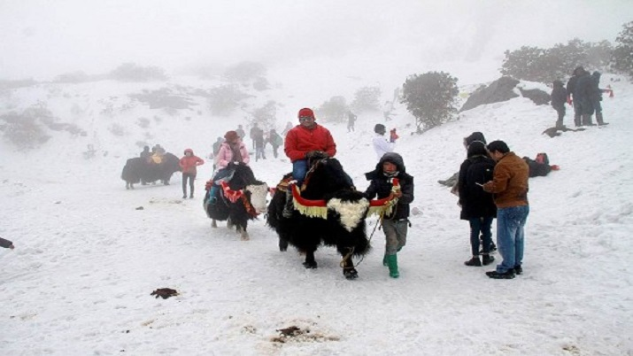 Fully vaccinated tourists can now visit Sikkim from Monday