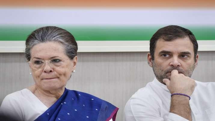 sonia gandhi,kamal nath, sonia gandhi steps down as congress president, kamal nath congress interim