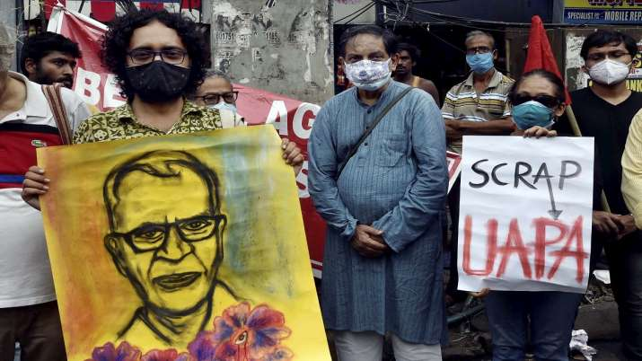 Stan Swamy, Stan Swamy death, Elgaar Parishad case, Sonia Gandhi, Mamata Banerjee, Sharad Pawar, Bhi