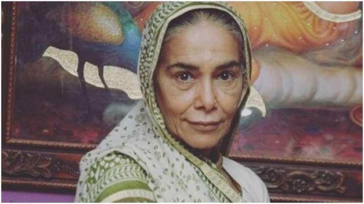 Badhaai Ho actress Surekha Sikri dies due to cardiac arrest