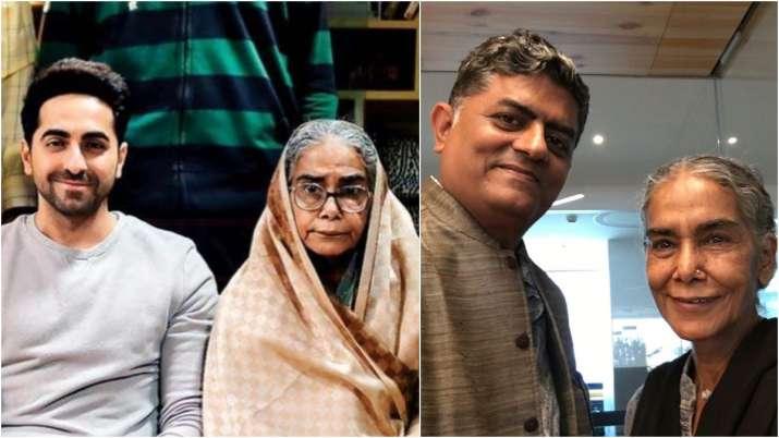 RIP Surekha Sikri: Badhaai Ho co-stars Ayushmann Khurrana, Gajraj Rao pay emotional tribute