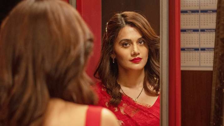 Taapsee Pannu overwhelmed with audience love she got for 'Haseen Dilruba'