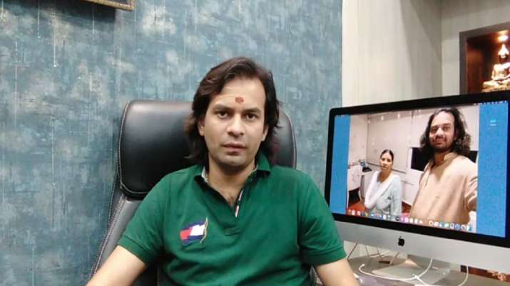 Tej Pratap Yadav, who recently conducted a Facebook Live to