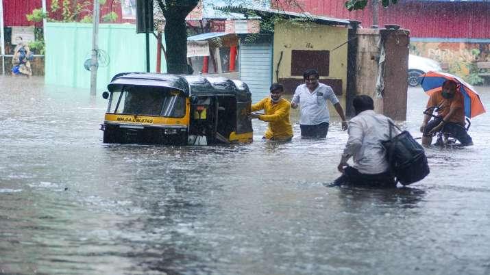 thane, thane heavy rains, maharashtra, maharashtra rains, monsoon, thane slum, thane deaths, maharas