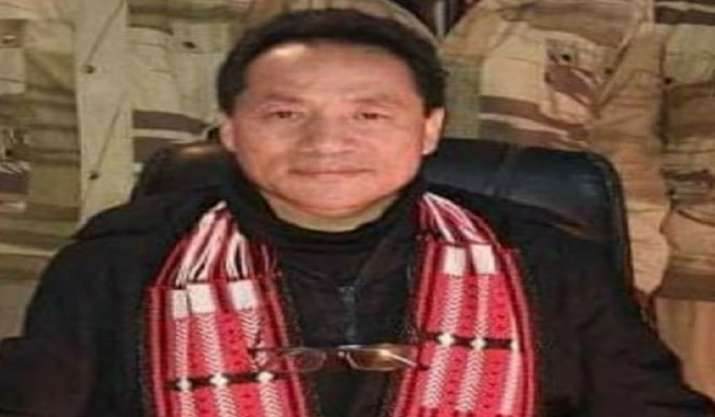 Nagaland MLA Toshi Wungtung dies from Covid-19-related