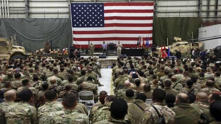 India Tv - United States, war, Afghanistan, war over, United States officials, US military, Bagram Airfield, Af