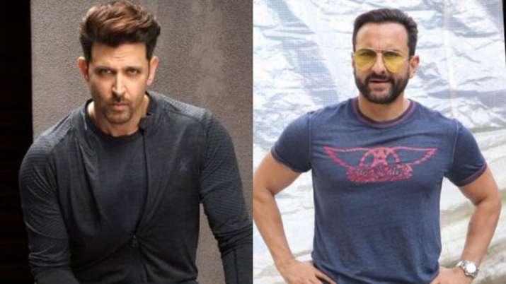 Actors Hrithik Roshan and Saif Ali Khan will make a 2022 film starring Vikram Vedha in Hindi.