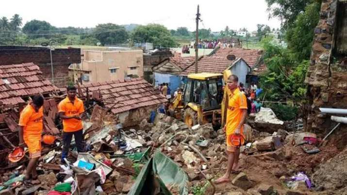 Seven killed in rain-related incidents in UP's Sitapur