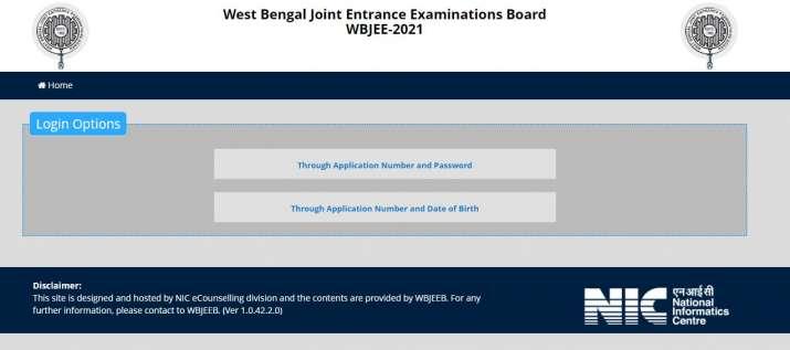 India Tv - WBJEE 2021 answer key