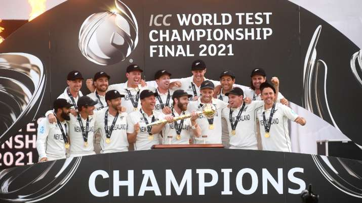 ICC announces new point system for World Test Championship
