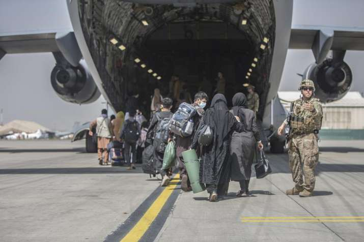 afghanistan evacuation us
