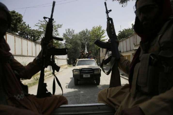 taliban pakistan kashmir