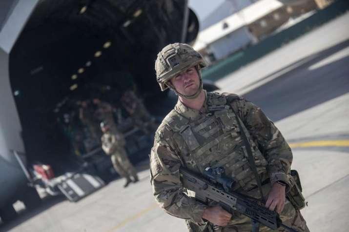 US airstrike hits suicide bomber targeting airport: Taliban