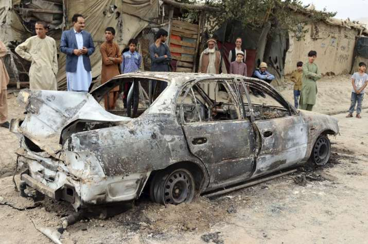 Kabul rocket attack, Kabul rocket attack Islamic state, IS attack, kabul rocket attack latest news,