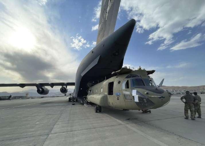 us troops evacuation kabul airport