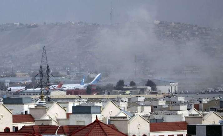 us airstrike, kabul airport