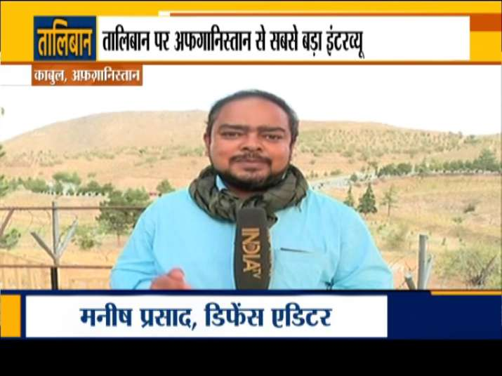 India Tv - Afghanistan taliban violence, afghan peace process, abdullah abdullah interview, afghan taliban, tal