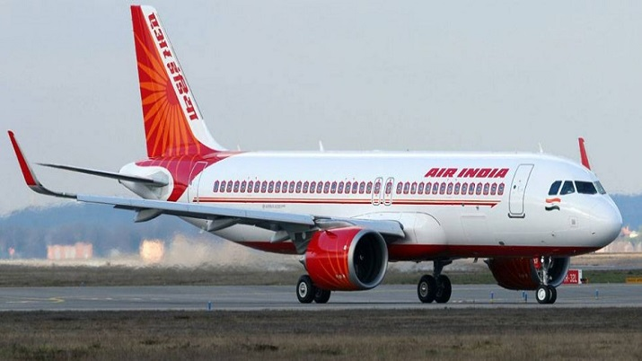 Delhi-bound Air India plane suffers tyre burst on Kolkata airport taxiway